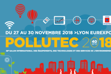 RF Conception au salon Pollutec 2018